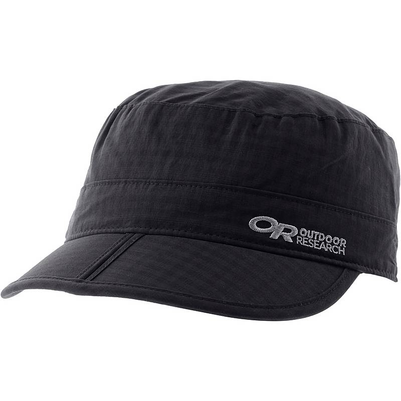 Outdoor Research Radar Pocket Cap schwarz im Online Shop von ... 02ee4cf9e2e