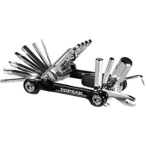 Topeak Mini 20 pro Werkzeug schwarz