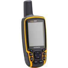 Garmin map64 GPS schwarz/gelb