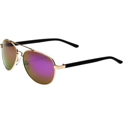 MasterDis Sunglasses Mumbo Mirror Sonnenbrille goldfarben