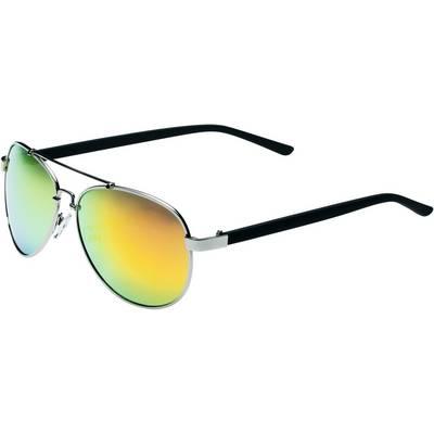 MasterDis Sunglasses Mumbo Mirror Sonnenbrille silberfarben/orange