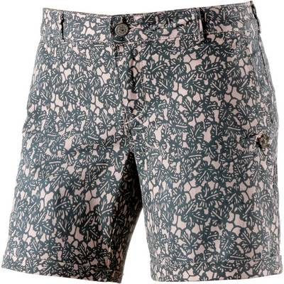 Maison Scotch Shorts Damen rose/blau