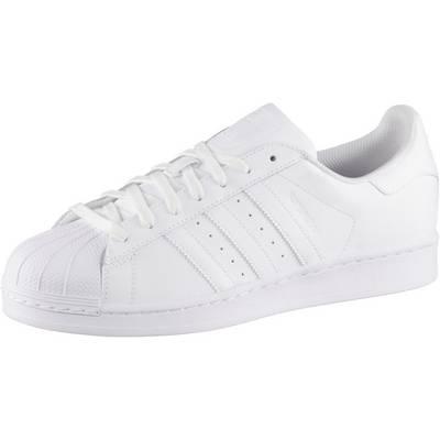 adidas Superstar Sneaker Herren weiß