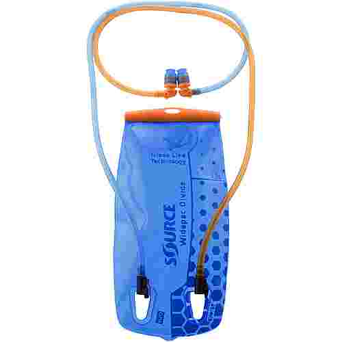 Source Widepac Dvide Trinksystem transparent-blue