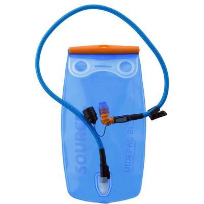 Source Ultimate Hydration System Trinksystem transparent/blau