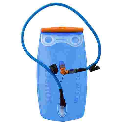 Source Ultimate Hydration System Trinksystem transparent-blue