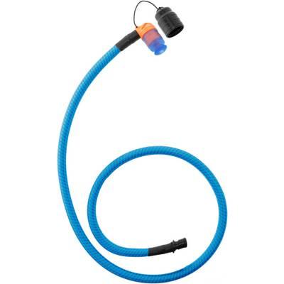 Source Helix Tube Kit Weave Covered Trinkzubehör blau
