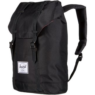 Herschel Rucksack Retreat Daypack black-black