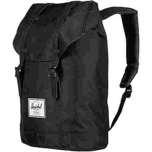 Herschel Rucksack Retreat Daypack black-black