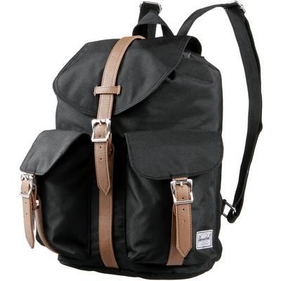 herschel rucksack dawson daypack schwarz braun im online. Black Bedroom Furniture Sets. Home Design Ideas