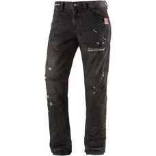 LTB Fabijan Slim Fit Jeans Herren black denim