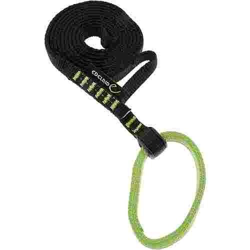EDELRID Belay Station Sling Techweb Bandschlinge night
