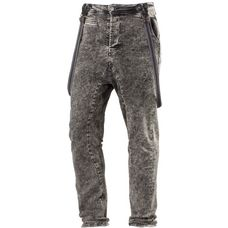 VSCT Brad Slim Fit Jeans Herren grey washed denim