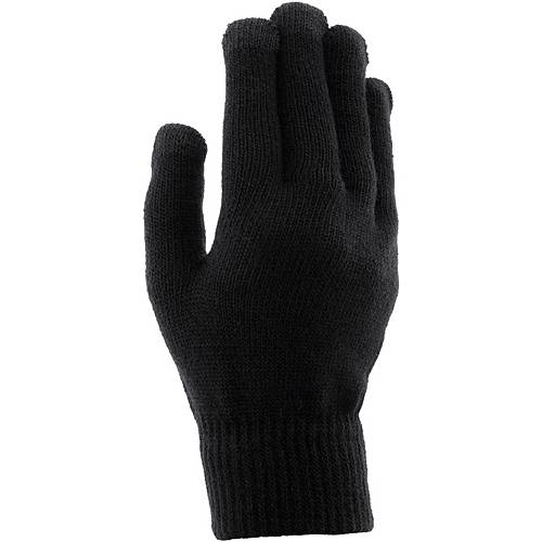 iGloves Fingerhandschuhe Damen schwarz