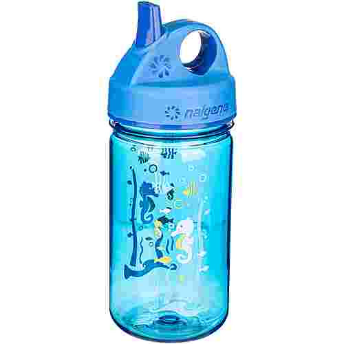 Nalgene Everyday Grip-n-Gulp Trinkflasche Kinder blau