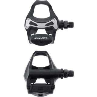 Shimano Pedal schwarz