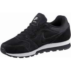 Nike WMNS  MD RUNNER 2 Sneaker Damen black/black-white