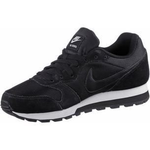 Nike MD Runner 2 Sneaker Damen black/black-white