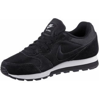 Nike MD Runner 2 Sneaker Damen black/black-white