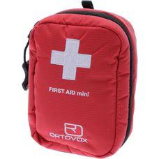 ORTOVOX First Aid Mini Erste Hilfe Set rot