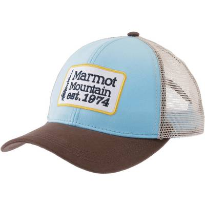Marmot Retro Trucker Cap hellblau