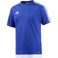 adidas ESTRO 15 Funktionsshirt Herren blau/weiß