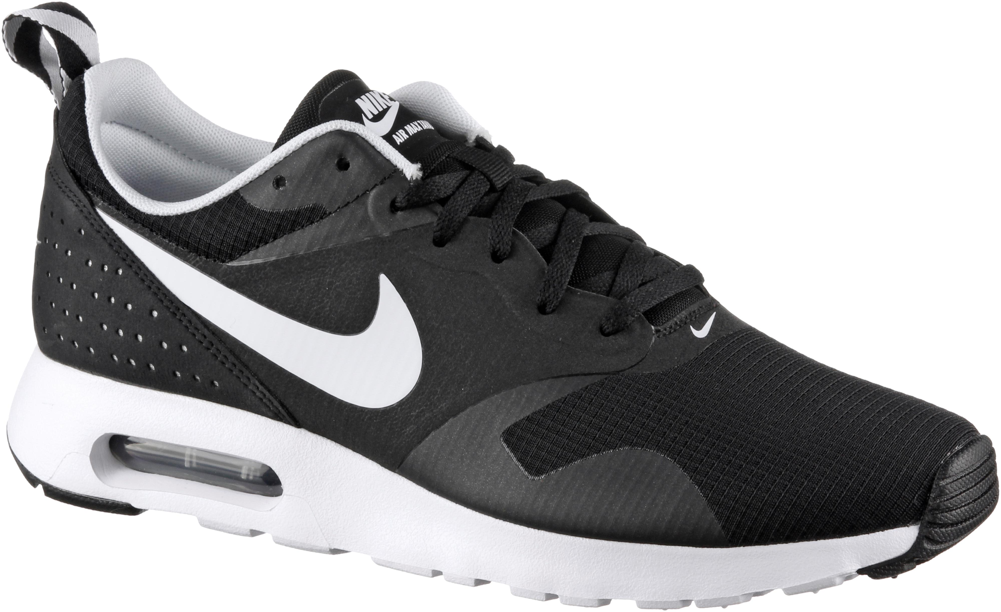 c3e8e03046 Nike AIR MAX TAVAS Sneaker Herren black/white-black im Online Shop von  SportScheck kaufen