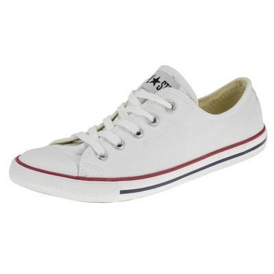 CONVERSE CTAS DAINTY OX Sneaker Damen white
