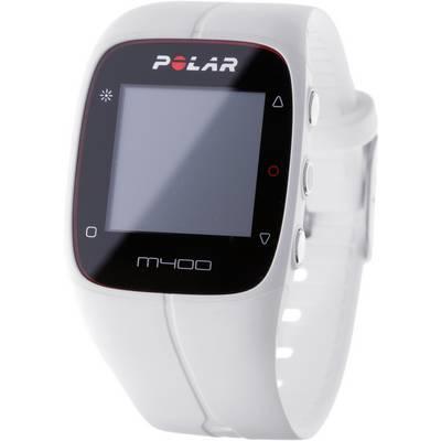 Polar M400 HR Fitness Tracker weiß