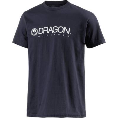 Dragon Trademark T-Shirt Herren navy