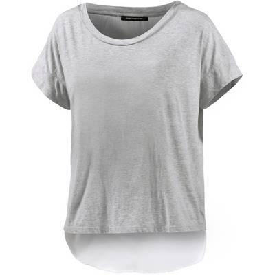 Fornarina T-Shirt Damen graumelange