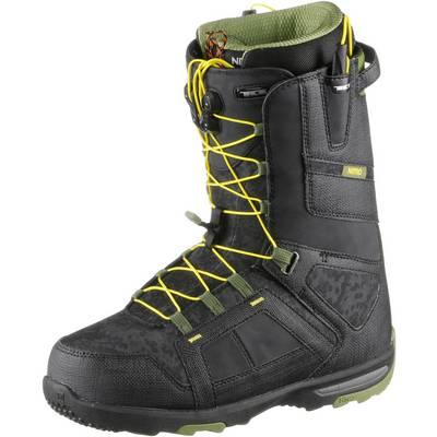 Nitro Snowboards Anthem TLS Snowboard Boots Herren BLACK-ARMY