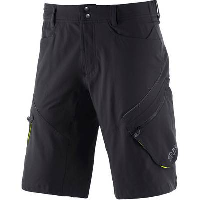 Gore  Element Bike Shorts Herren schwarz