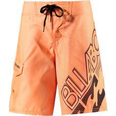 Billabong Boardshorts Kinder orange