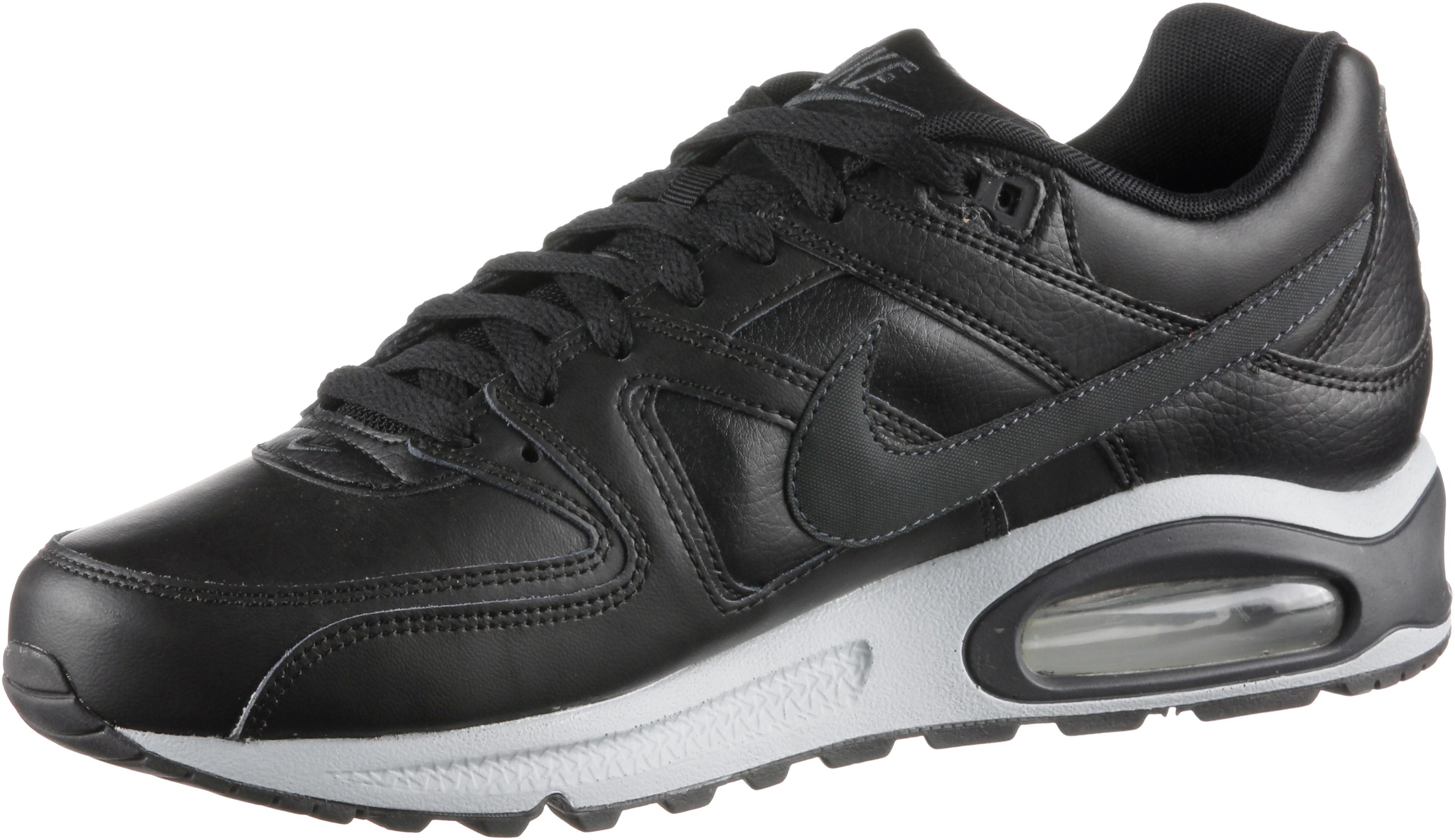 Nike AIR MAX COMMAND LEATHER Sneaker Herren black anthracite im Online Shop von SportScheck kaufen
