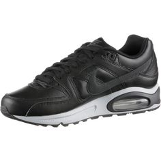 Nike AIR MAX COMMAND LEATHER Sneaker Herren black-anthracite