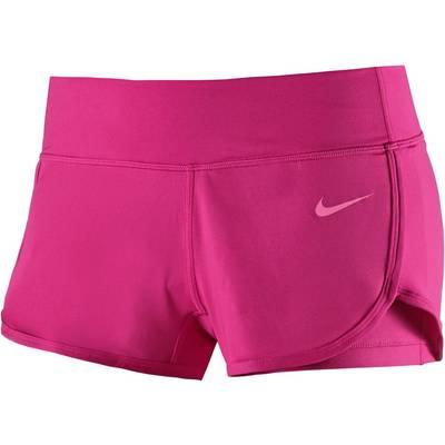 Nike Court Short Funktionsshorts Damen pink