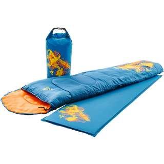 OCK Carpe Diem Campingset blau-gelb