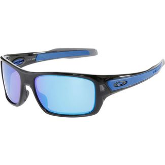 Oakley TURBINE Sonnenbrille black ink/sapphire iridium