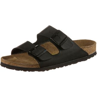 Birkenstock Arizona Sandalen Damen schwarz