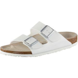 Birkenstock Arizona Sandalen Damen weiß