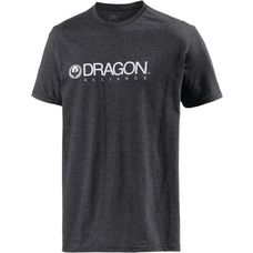 Dragon Trademark T-Shirt Herren graumelange