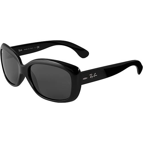 RAY-BAN Jackie Ohh Sonnenbrille schwarz