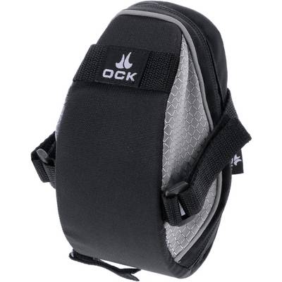 OCK Fahrradtasche schwarz/grau