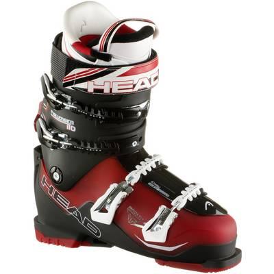 head challenger 110 skischuhe herren schwarz rot im online. Black Bedroom Furniture Sets. Home Design Ideas