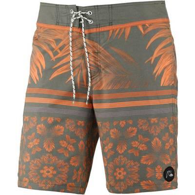 Quiksilver Deep Jungle Boardshorts Herren orange