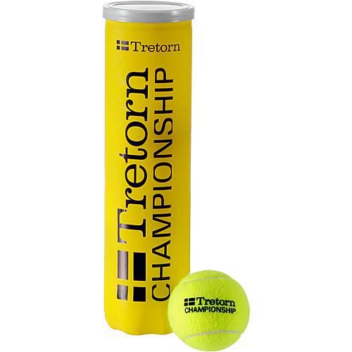 Tretorn Championship 4-Tube Tennisball gelb