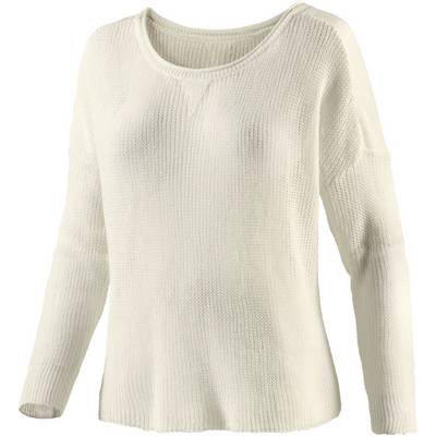 Neighborhood Strickpullover Damen offwhite