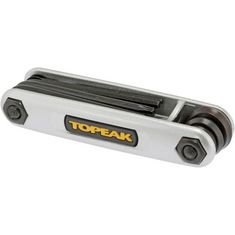 Topeak Werkzeug silberfarben