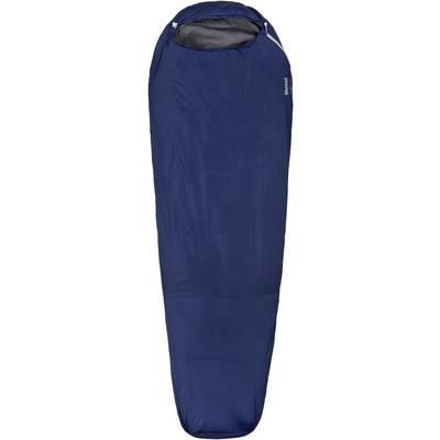 Marmot NanoWave50 Semi Rec Kunstfaserschlafsack dunkelblau